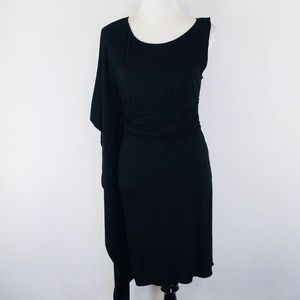 Max Studio Womens Dress Size M Medium One Shoulder